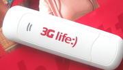 Продам модем 3G life