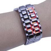 Часы led Iron Samurai