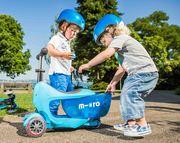 Трехколесный самокат Mini Mini2Go 1+  новый,  гарантия,  доставка почтой