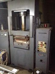 дг2428а - Пресс гидравлический для изготовления изделий из пластмасс
