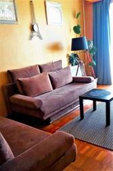 Сдаю 1-комнатную  квартиру на сутки  в центре  Новополоцка