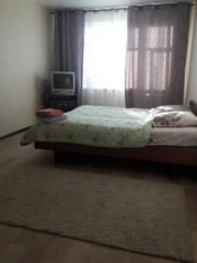 Уютная 1-комнатная квартира на сутки недалеко от ПГУ