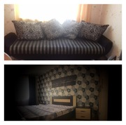 2к уютная квартира на сутки и недели