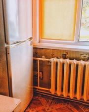светлая, двухкомнатная квартира на сутки и недели